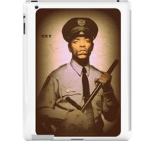 Ice T iPad Case/Skin