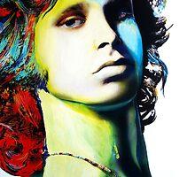 """""""Jim Morrison"""" by IsabelSalvador"""