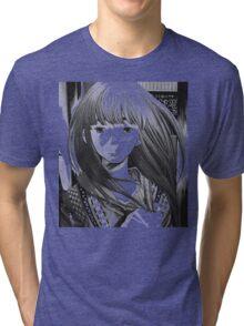 Punpun – Aiko Tri-blend T-Shirt