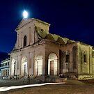 Santisima Church, Trinidad, Cuba by Darren Newbery