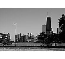 Urban Beach Photographic Print