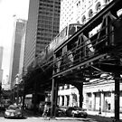 Busy Street by BlackHairMoe