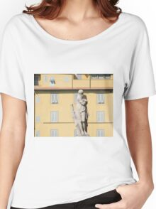 Italian dream  Women's Relaxed Fit T-Shirt