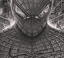 Spiderman - Guardian Of The Night by Dnx-Drift