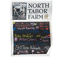 North Tabor Farms Poster