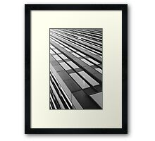 office tower infinity Framed Print
