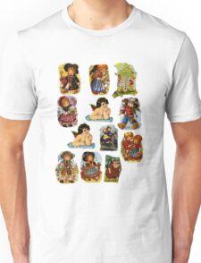Bookmarks Unisex T-Shirt