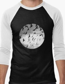 Bad Moon Men's Baseball ¾ T-Shirt