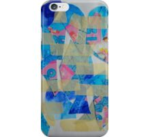 double paste iPhone Case/Skin