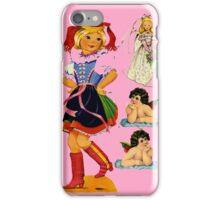 Little Girls Dream iPhone Case/Skin