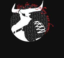 Iron Bull: Harness - White Unisex T-Shirt