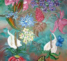 Carribean Delight by Mikki Alhart
