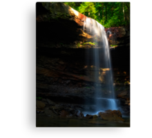 Cucumber Falls Canvas Print