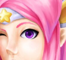 Star Guardian Lux Sticker