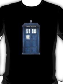 Dr. Who Tardis T-Shirt