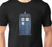Dr. Who Tardis Unisex T-Shirt
