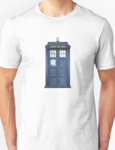 Dr. Who Tardis T-Shirt