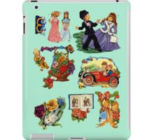 Happy Memories iPad Case/Skin