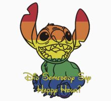 Rainbow Stitch - Happy Hour Kids Clothes