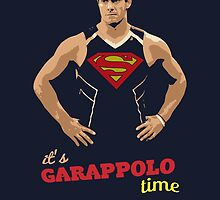 It's Garappolo Time by Sithuralom