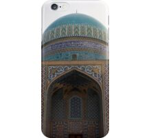 Khajeh rabi tomb iPhone Case/Skin