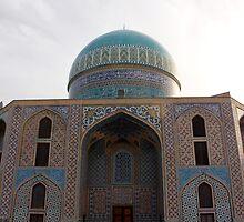 Khajeh rabi tomb by Shah-rah
