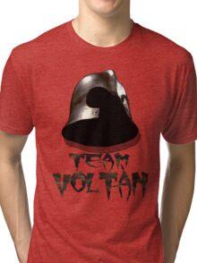TEAM VOLTAN - Hawk the Slayer Tri-blend T-Shirt