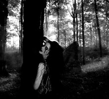 Gothic Fairy by Violeta Pérez Anzorena