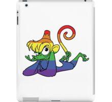Rainbow Abu iPad Case/Skin