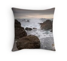 Southern lights Throw Pillow