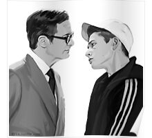 Manners, Eggsy. Poster