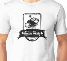 hibiscus beach party Unisex T-Shirt