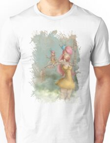 Splatter edition | remote-control-robo-dolly-and-lolita Unisex T-Shirt
