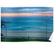 Sunrise at Bondi - Bondi Beach, Sydney, Australia Poster