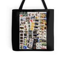 Stamps Only Tote Bag