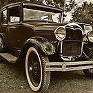 1931 Model A Ford by sundawg7