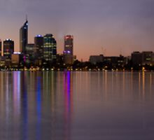 Perth Panorama by Nigel Donald