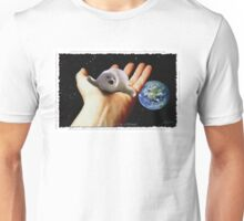 """""""She's In Our Hands"""" Unisex T-Shirt"""