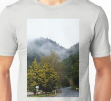 Scenery at The Green Lake North Is New Zealand Unisex T-Shirt