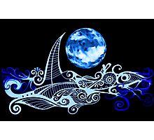 Lunar Sailing Photographic Print