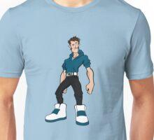 Big Shoes (Blue) Unisex T-Shirt