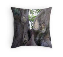 Do Trees Cry? Throw Pillow