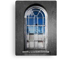 Chapel Window Canvas Print