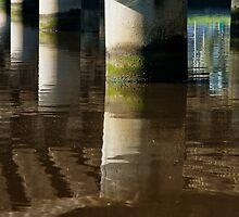 Water under the bridge by Erika Gouws