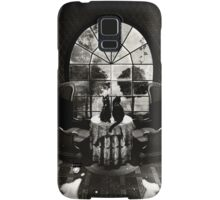 Room Skull Samsung Galaxy Case/Skin