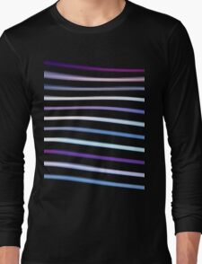 Stripes in Motion Long Sleeve T-Shirt