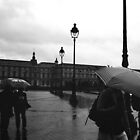 Paris Rain by Andrew Vinciullo