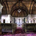 Catholic church by Rodney Trenchard