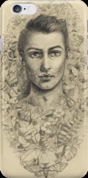 Ben Wisehart early sketch by fictionalfriend