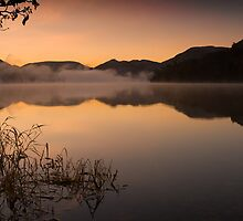 Ullswater Sunrise by David Lewins